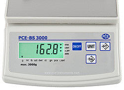 Tabletop Scale PCE-BS 3000