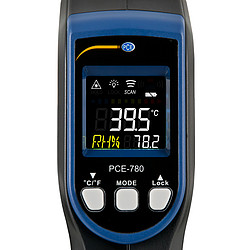 Thermometer PCE-780-ICA incl. ISO Calibration Certificate