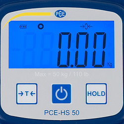 Pocket Scale PCE-HS 50N