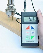 Absolute Moisture Meter FME Application