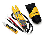 Fluke T5-H5-1AC II Electrical Tester Kit with Holster and IAC