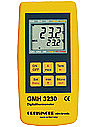 Digital Thermometer GMH 3230 with 2 sensor connections