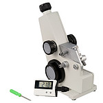 Abbe Refractometer ABBE-REF 1 delivery content.