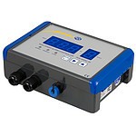 Air Flow Meter Alarm Controller PCE-WSAC 50 side