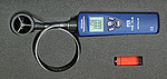Air velocity meter PCE-TA 30 delivery