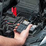 Automotive Tester / Car Battery Tester PCE-CBA 10 application