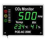 Carbon Dioxide Meter PCE-AC 2000