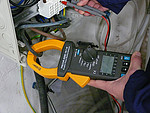 Clamp Meter PCE-GPA 62 application