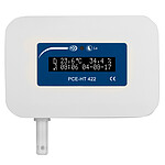 Front of the CO2 Analyser PCE-HT 422