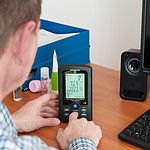Room Climate Data Logger Application.