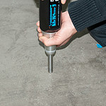 Concrete Test Hammer PCE-HT 224E with Digital Display