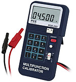 Digital Multimeter PCE-123-ICA incl. ISO Calibration Certificate