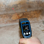 Digital Thermometer PCE-780-ICA incl. ISO Calibration Certificate