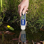 Environmental Tester PCE-PH 22-ICA incl. ISO calibration certificate