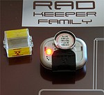 Geiger Counter Radkeeper Personal application