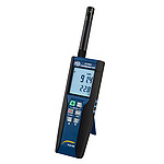 Handheld Humidity Detector PCE-330-ICA Incl. ISO Calibration Certificate