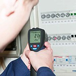 HVAC Meter PCE-890U application
