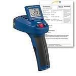 Infrared Thermometer PCE-ITF 10-ICA Incl. ISO Calibration Certificate
