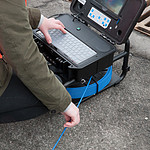 Inspection camera PCE-PIC 20