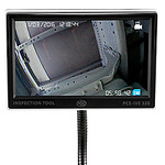 Inspection Camera with Telescoping Pole PCE-IVE 320 Display Quality
