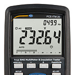 Insulation Tester PCE-ITM 20