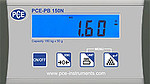 Inventory Scale PCE-PB 150N Display