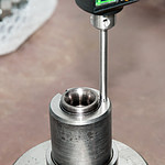 Material Hardness Tester for Metal PCE-2600N-ICA application
