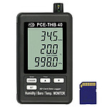Multifunction Data Logger PCE-THB 40 delivery