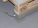Portable Industrial Pallet Scale PCE-SW 1500N in Use