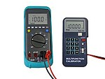 Process calibrator PCE-123 application voltage