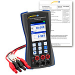 Process Calibrator PCE-MCA 50-ICA incl. ISO Calibration Certificate