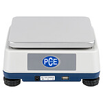 Scale with Software PCE-BSH 6000 rear