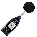 Class 1 Sound Level Data Logger PCE-430