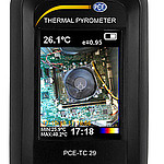 Thermal Imager Camera PCE-TC 29 Clarity