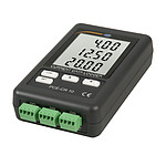Three-channel current data logger PCE-CR 10