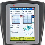 Vibration Meter PCE-TU 3 Display