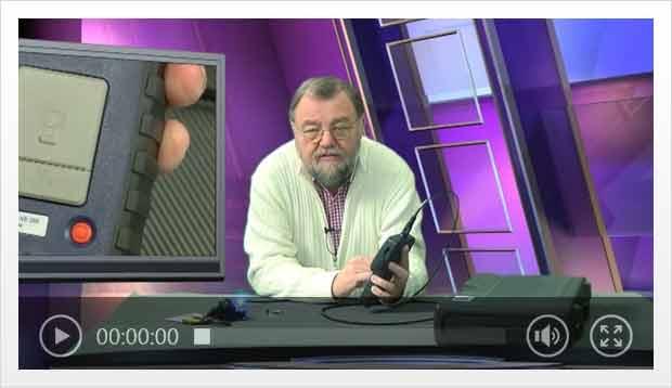 Video del endoscopio