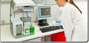 Instrumentos de laboratorio en el campo de la tecnología de laboratorio