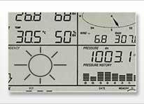 Medidor climatológico