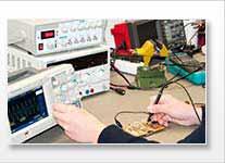Osciloscopio - hacer visibles las señales eléctricas