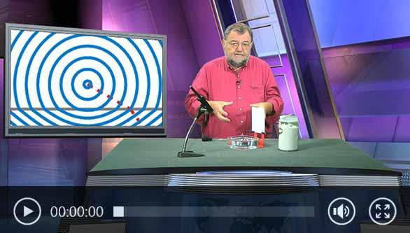 Vídeo de funcionamiento de un refractómetro