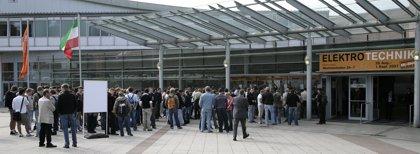 PCE en la feria que se realizo en Dortmund