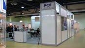 Exposiciones en ferias de PCE
