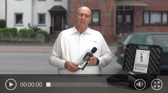Vidéos des produits de PCE Instruments