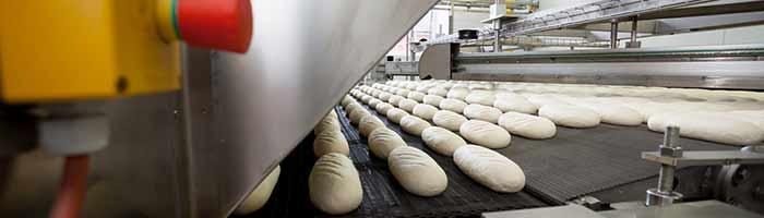 Lebensmittel Feuchtemessung - Online Mikrowelle Feuchtemessung im Produktionsprozess