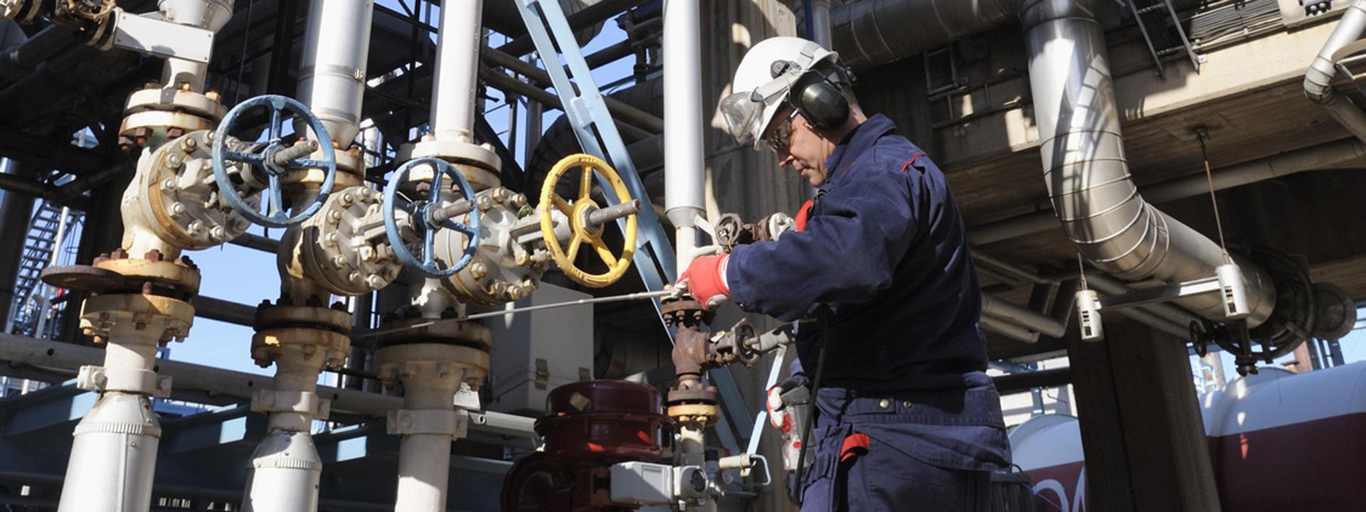 Industrielösungen in der Gaswarntechnik.