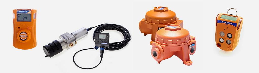 Gaswarnanlagen und Gasdetektoren für die Oil- ud Gasindustrie