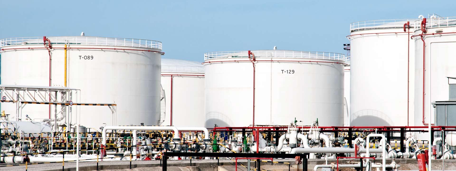 Gaswarnanlagen / Gasdetektoren in der Öl- und Gasindustrie