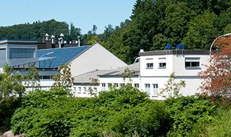 Firmenhauptsitz in Deutschland.