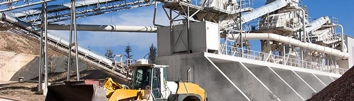 Inline / Online Feuchtemessung für Torf, Stärke, Sand, Kies (Förderband) und der Beton Herstellung.
